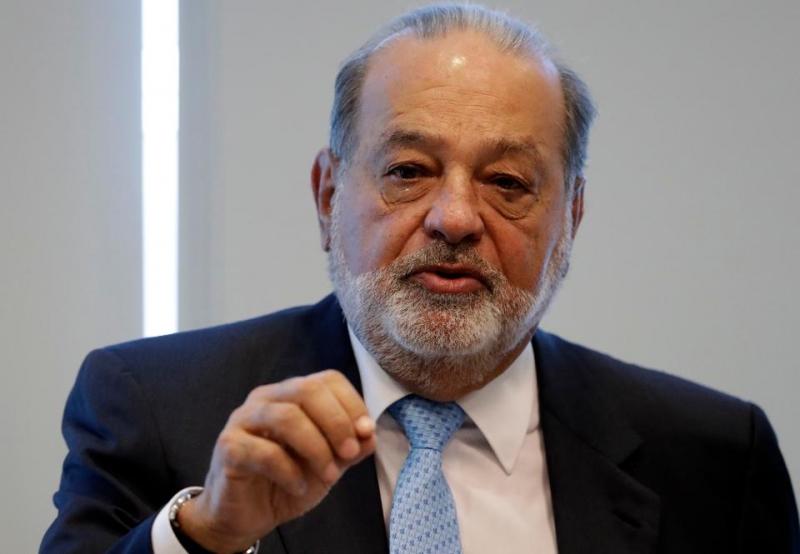 Tỉ phú Carlos Slim Helu