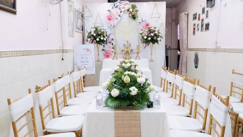 Carô - Trang trí tiệc cưới Bình Dương