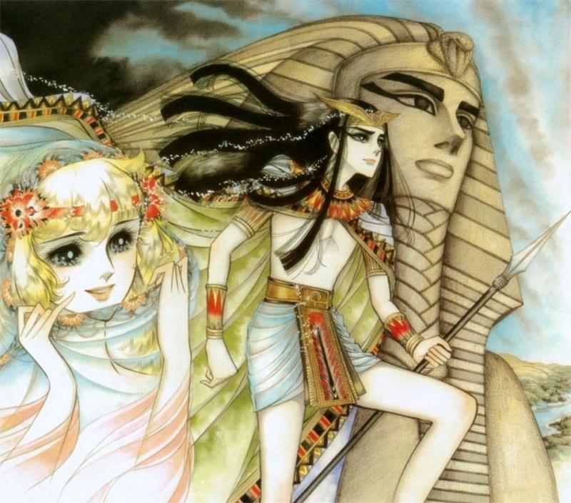 Cach Rido : Top nh n vật nữ bị ném đá nhiều nhất manga toplist vn