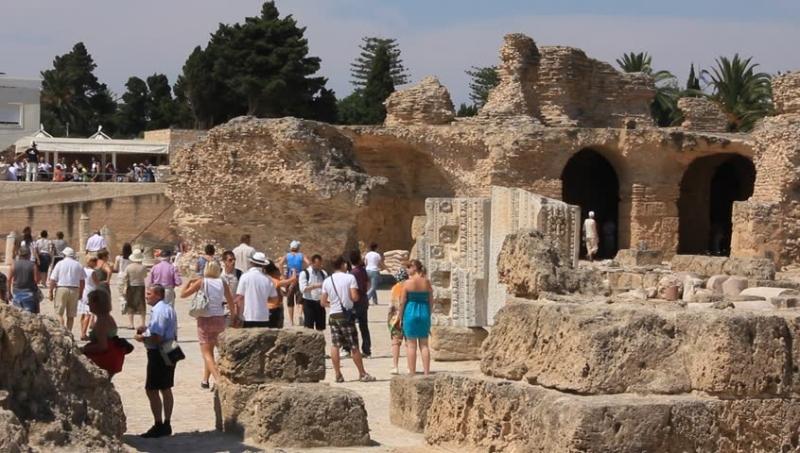 Di tích còn lại của Carthage cổ đại