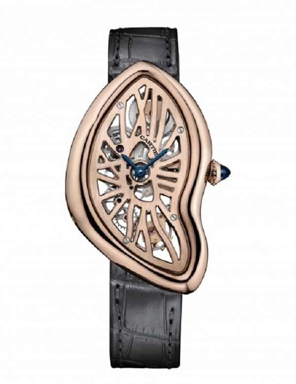 Mẫu đồng hồ độc đáo Cartier Crash