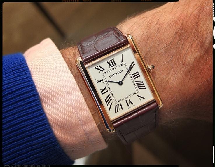 Cartier Tank vẫn là một trong những chiếc đồng hồ được nhiều người mong sở hữu và có ảnh hưởng nhất trên thế giới.