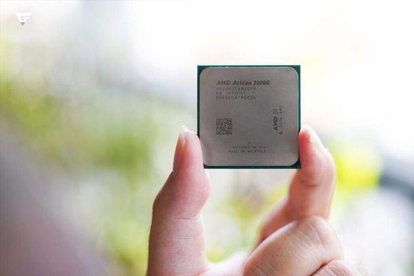 CPU 2 nhân 4 luồng với bộ xử lý đồ họa tích hợp Vega 3 giúp bạn có được hệ thống cực ổn định, cực khỏe