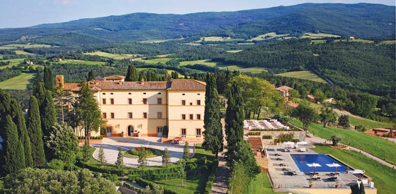 Castello di Casole, Tuscany