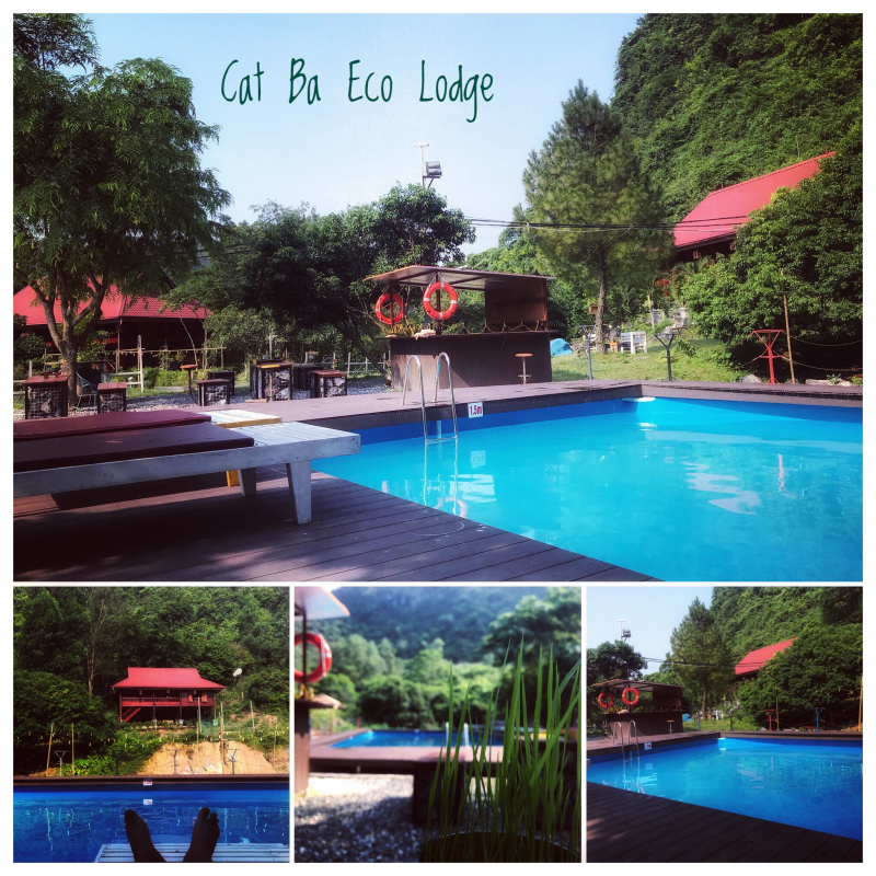 Cát Bà Eco Lodge resort