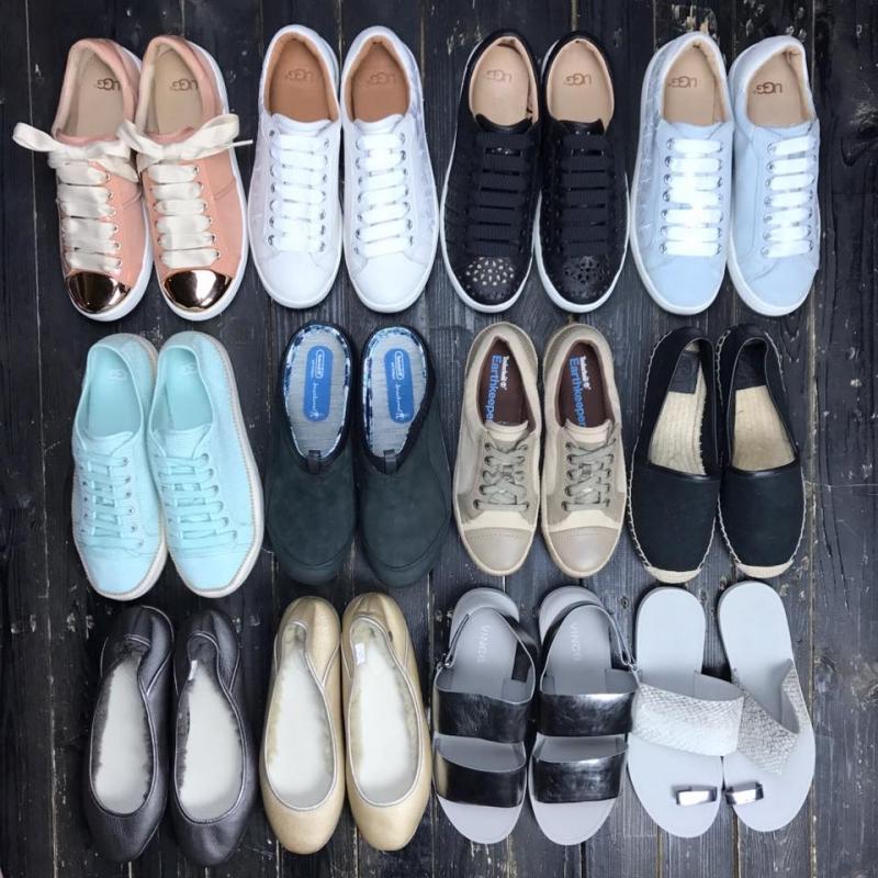 Tổng hợp giày của 1 số brand cực hot tại shop