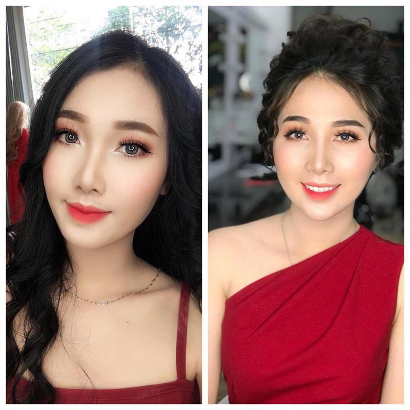 Team Cát Tiên Make Up