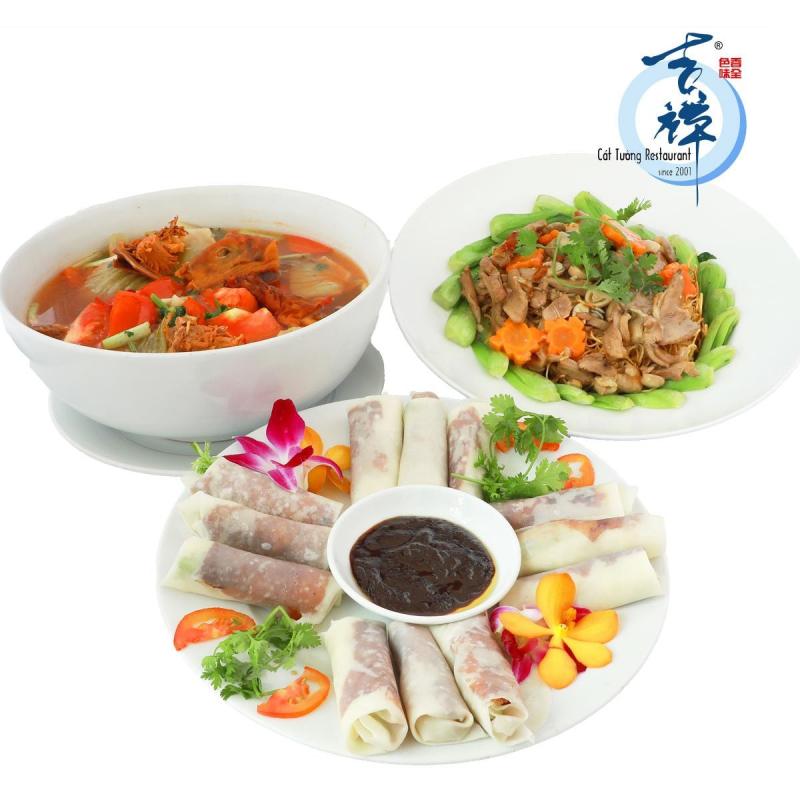 Nhà hàng Cát Tườn