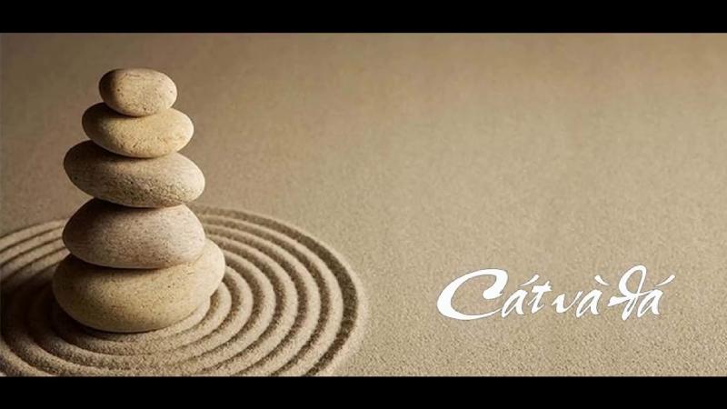 Bài học cuộc sống về cát và đá