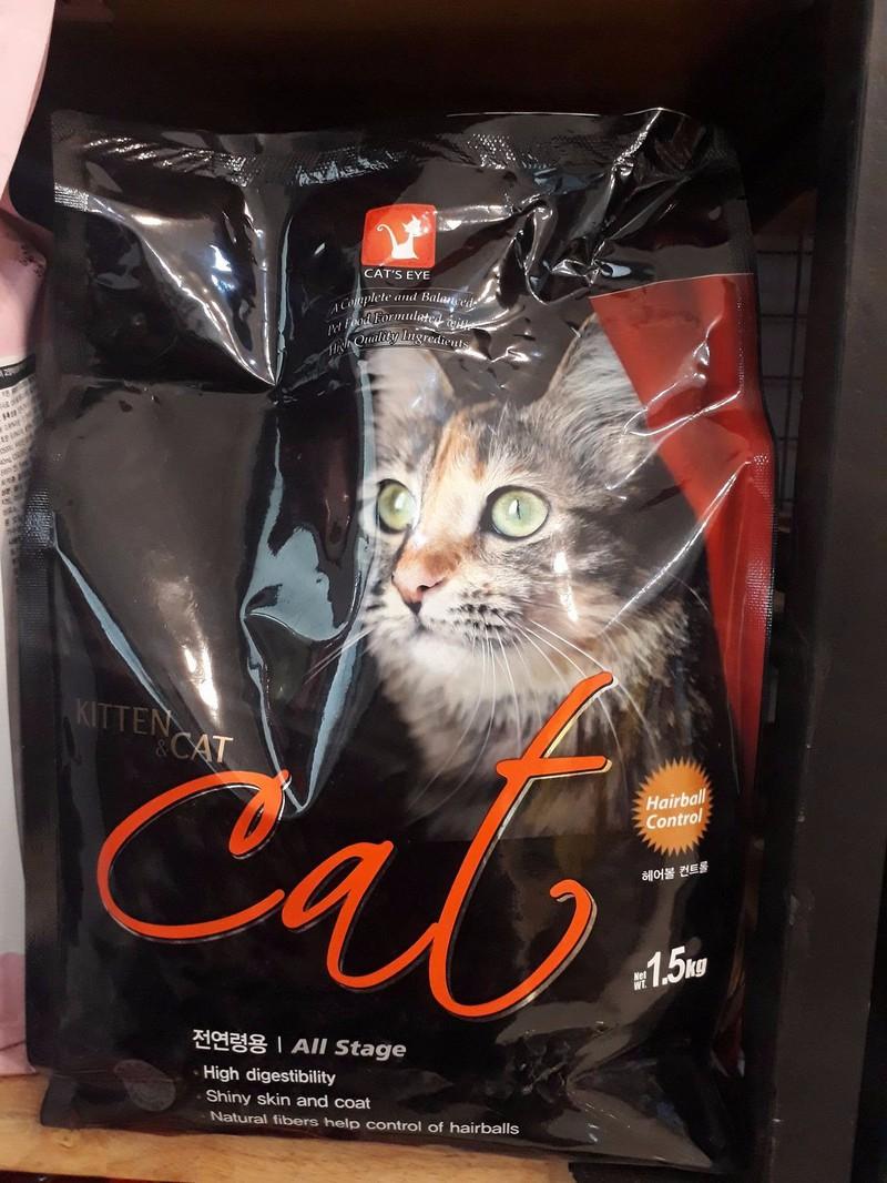 Thức ăn mèo Cat's Eye