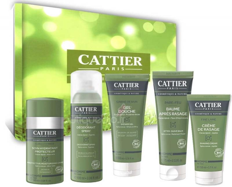 Nhãn hiệu Cattier Pháp
