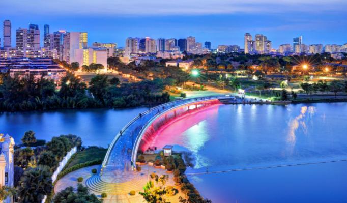 Cầu Ánh Sao Sài Gòn