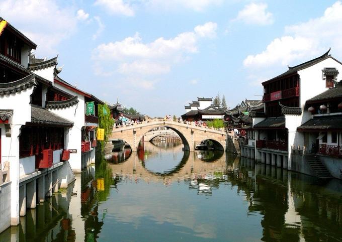 Cầu Anji- một trong những cây cầu lâu đời nhất trong lịch sử