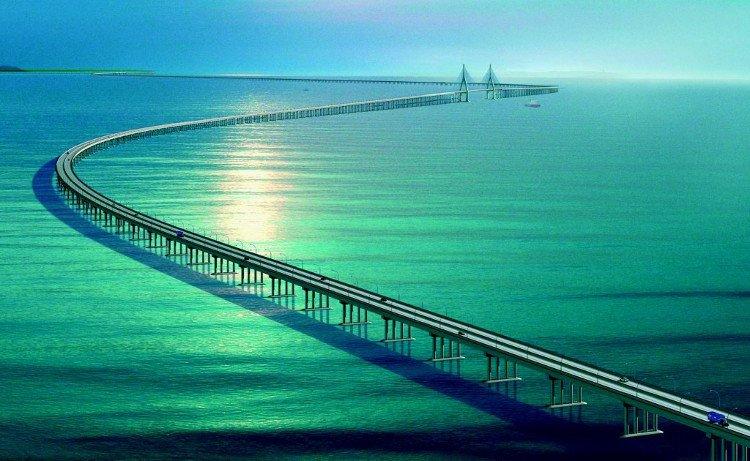 Cầu Đông Hải - Trung Quốc