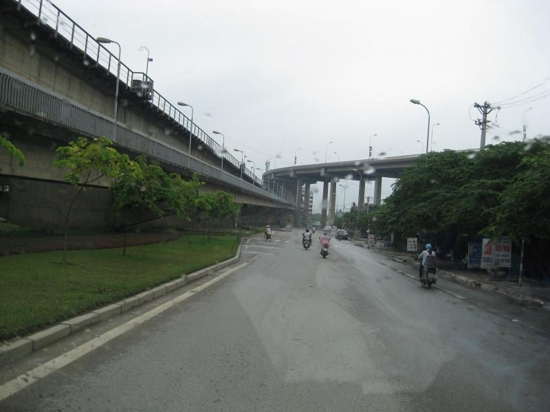 Cầu hai tầng duy nhất tại Hà Nội