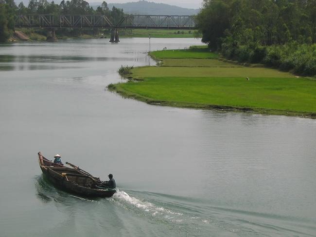 Câu hò sông quê