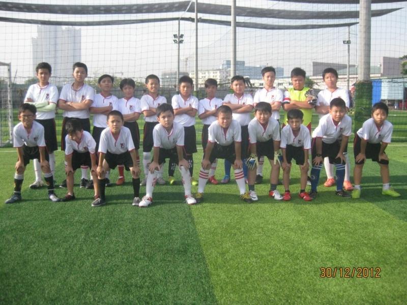 CLB bóng đá trẻ em TP.HCM