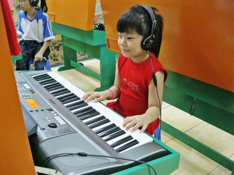 Sao Linh Đàm - trung tâm dạy đàn Organ chất lượng tại Hà Nội