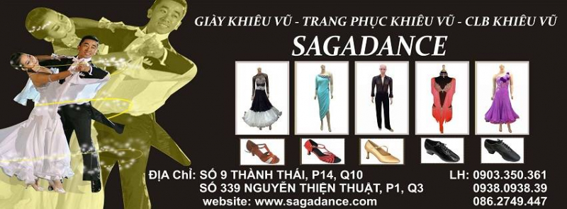 Câu lạc bộ khiêu vũ SagaDance
