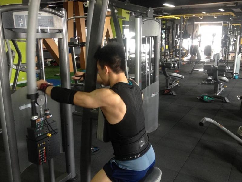 Câu lạc bộ thể hình Fit-Fitter Gym & Yoga