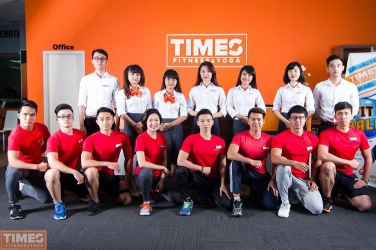 Câu lạc bộ Thể thao Nghỉ dưỡng Times Fitness & Yoga