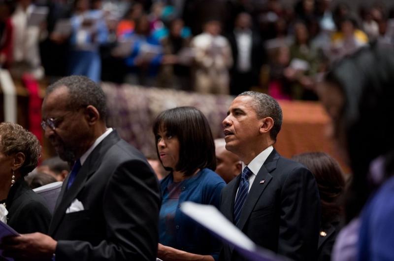 Truyền thống cầu nguyện của các đời tổng thống Mỹ