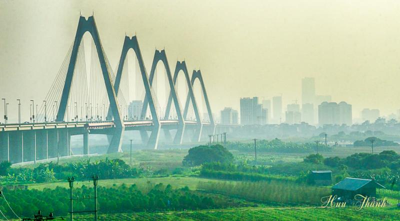 Cầu Nhật Tân- Hà Nội