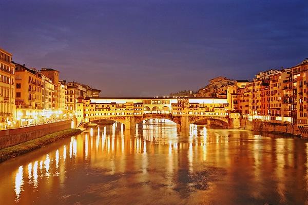 Cầu Ponte Vecchio, Italia
