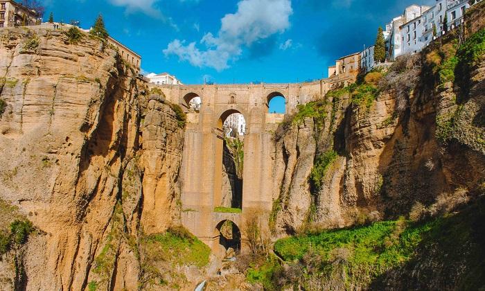 Cầu Puente Nuevo - Tây Ban Nha