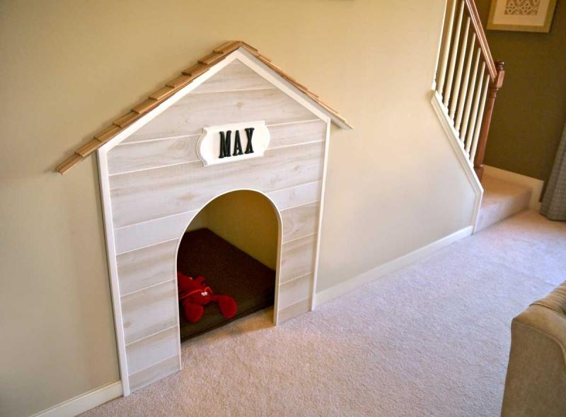 Hãy cho thú nuôi một ngôi nhà nhỏ trong căn nhà của bạn