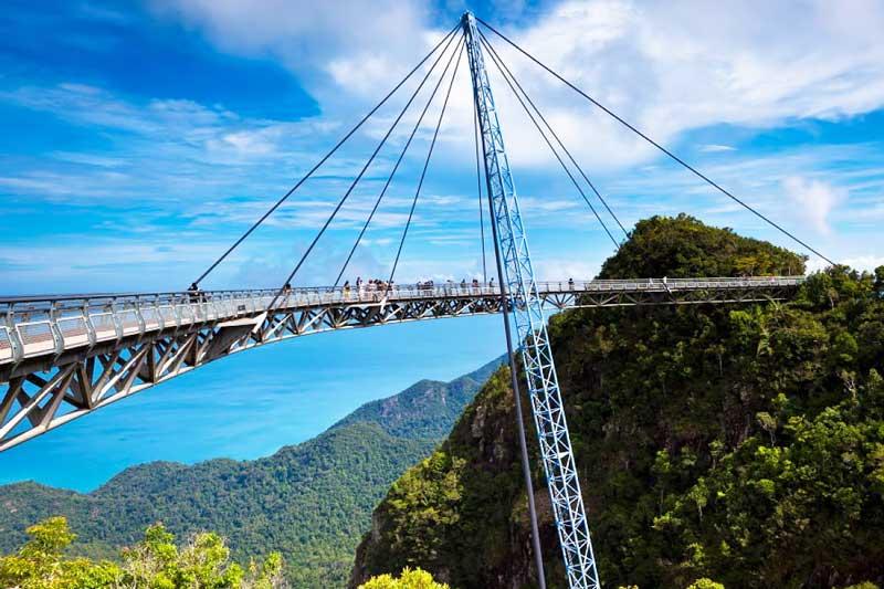 Langkawi Sky - Cây cầu cao 660 mét so với mực nước biển