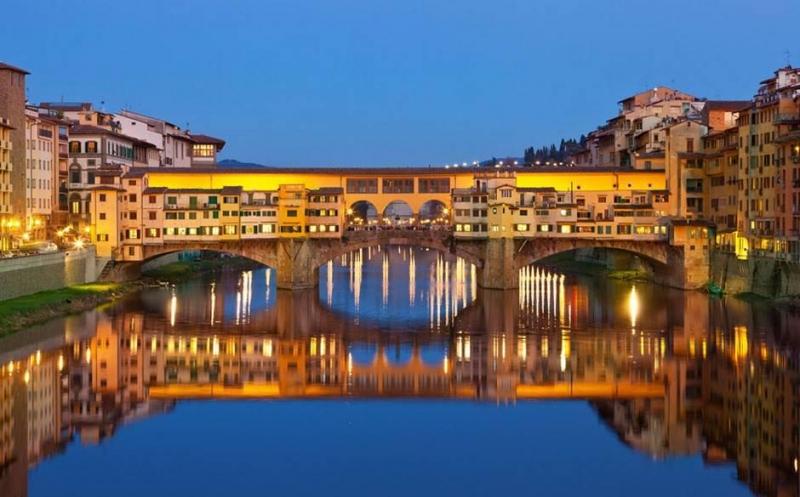 Cầu Vecchio ở Ý