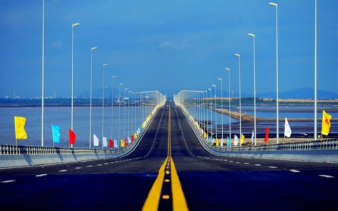 Cầu vượt biển Tân Vũ - Lạch Huyện, Hải Phòng