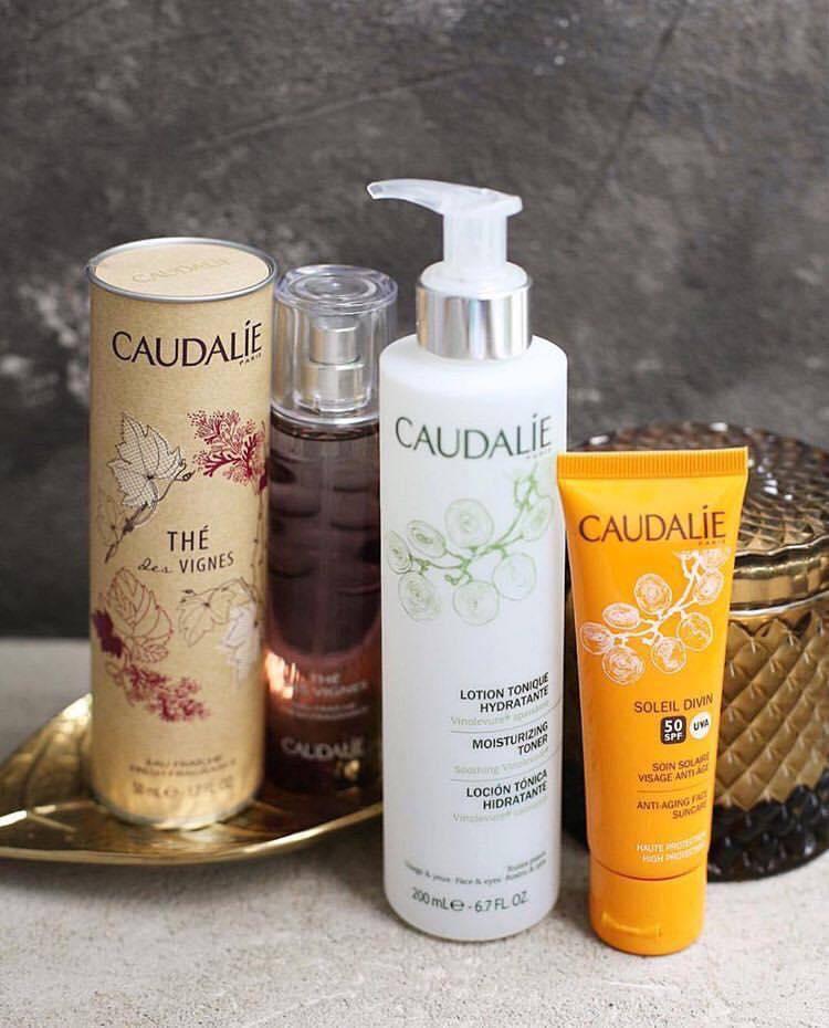 Các sản phẩm của Caudalie