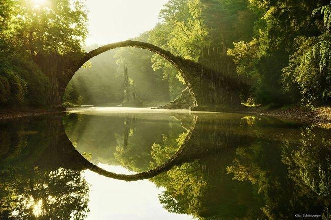Cầu đá Rakotz Brücke