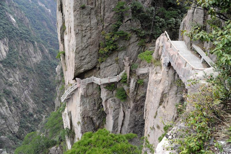 Cây cầu từ một câu chuyện cổ xưa ở Trung Quốc