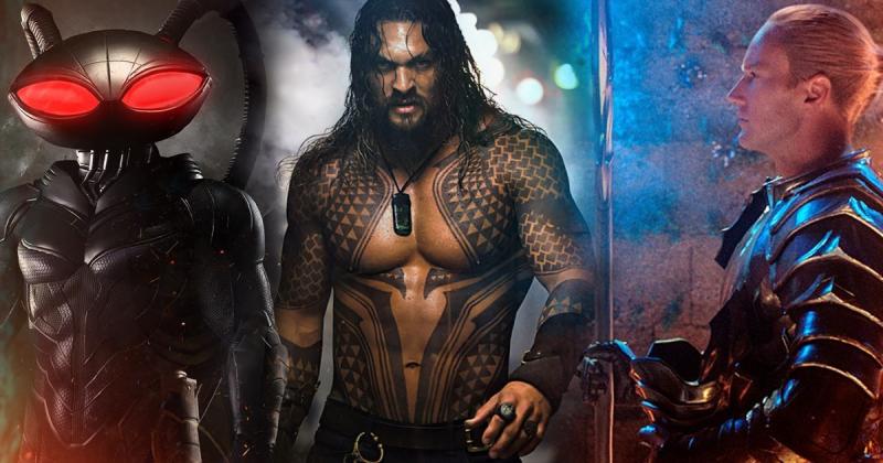 2 kẻ thù lớn nhất của Aquaman