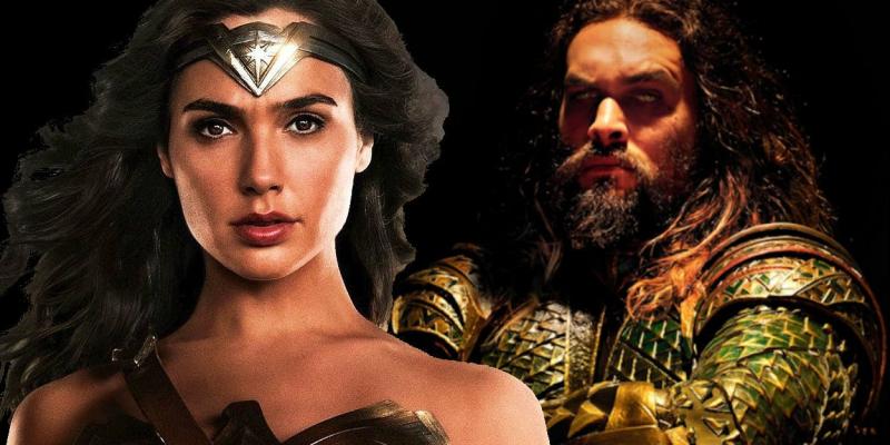 Aquaman và Wonder Woman suýt chút nữa thành vợ chồng