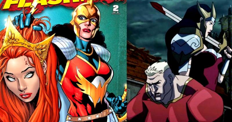 Wonder Woman từng giết Mera - vợ của Aquaman