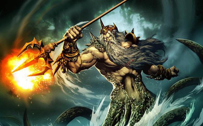 Cây đinh ba mà Aquaman hiện nay sử dụng