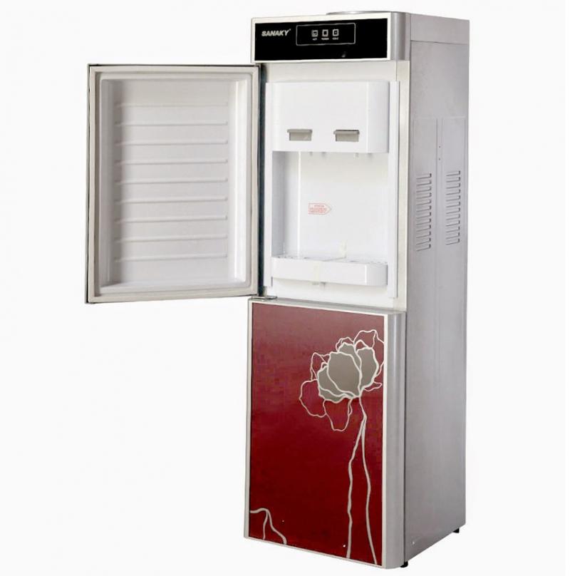 Cây nước nóng lạnh Sanaky VH-429HY1 thiết kế đẹp mát và tiện dụng