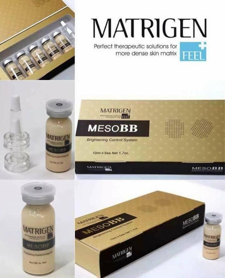 Cấy phấn Meso BB Matrigen Hàn Quốc