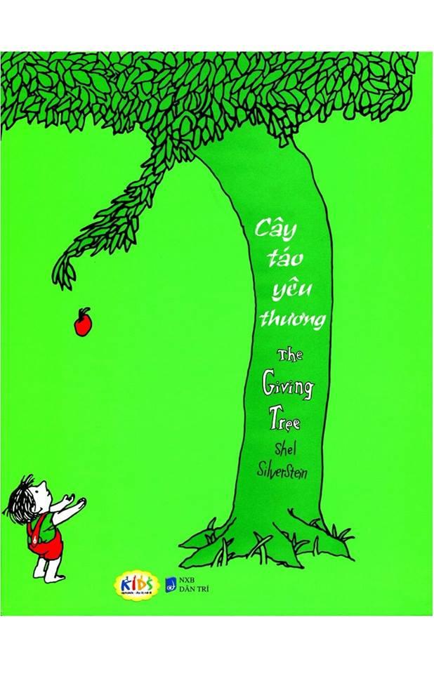 Cuốn sách Cây táo yêu thương