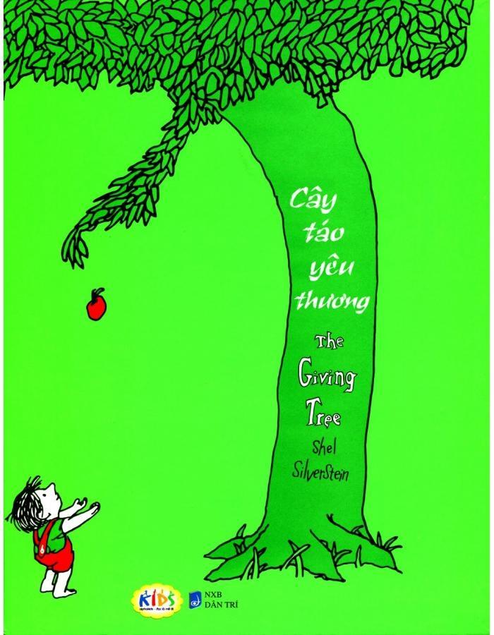 Cây táo yêu thương- The Giving Tree ( Tác giả Shel Silverstein)