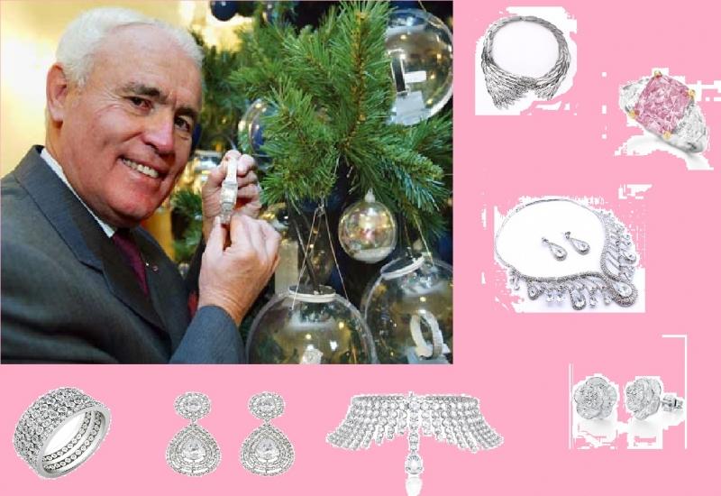Cây thông Giáng Sinh được trang trí đắt nhất