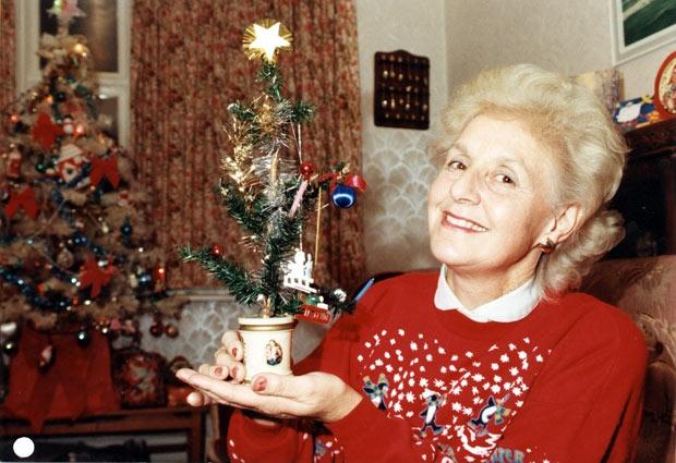 Cây thông Noel lâu năm nhất