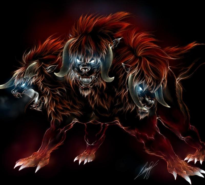 Ceberus (chó ngao ba đầu)