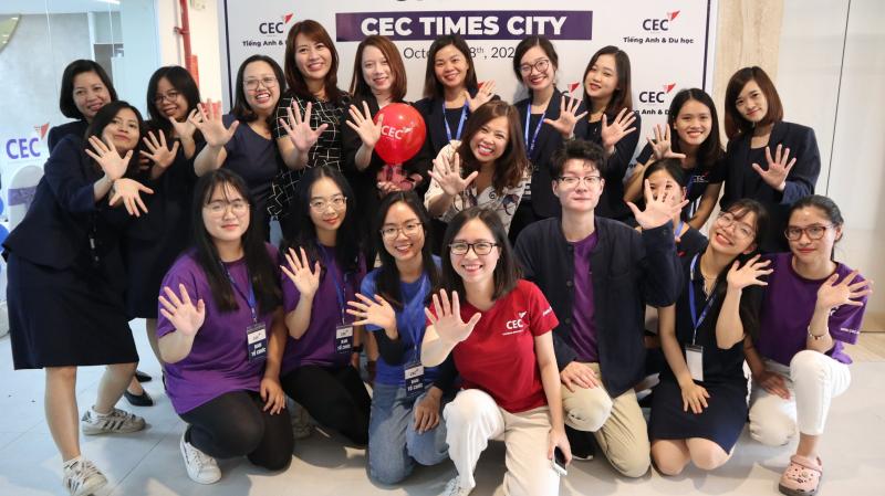 CEC Edu - Tiếng Anh & Du Học