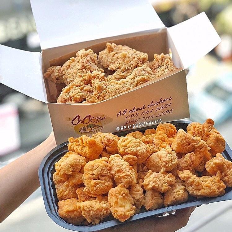 Cece Box thu hút thực khách Hà Thành đã hơn 1 năm với hương vị món Hàn đúng điệu.