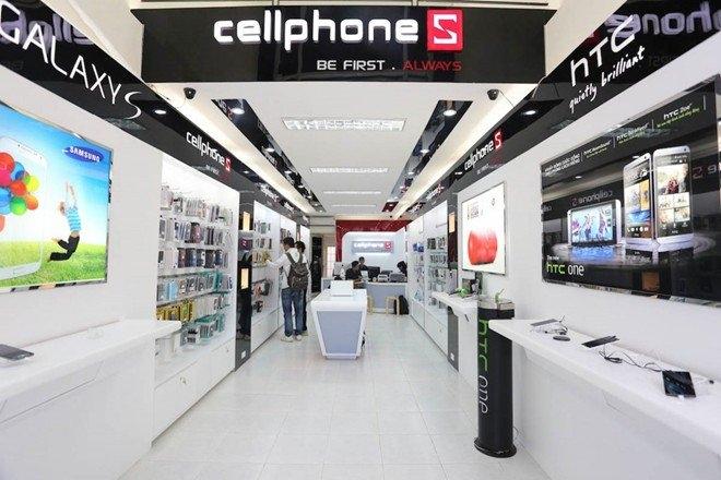 CellphoneS - Nơi mua Smartphone uy tín